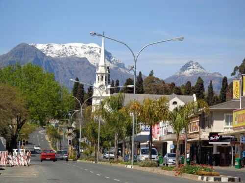Wellington South Africa (ZA)