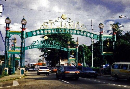 Saint James Trinidad and Tobago (TT)