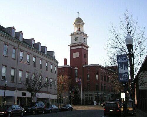 Biddeford United States (US)