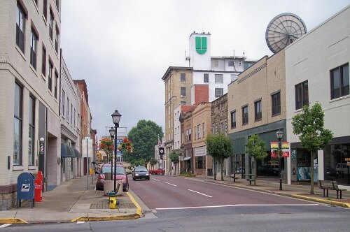 Beckley United States (US)
