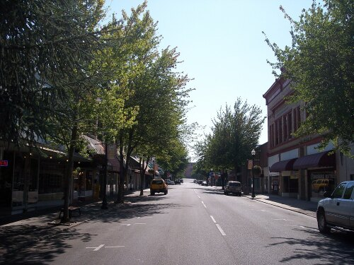 Roseburg United States (US)