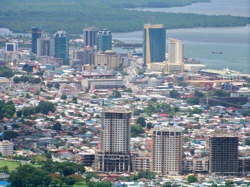Port of Spain Trinidad and Tobago (TT)