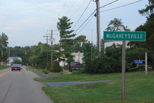 McGaheysville United States (US)