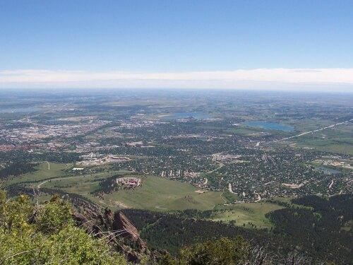Boulder United States (US)