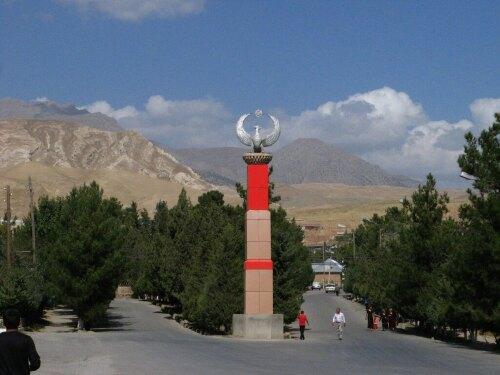 Boysun Uzbekistan (UZ)