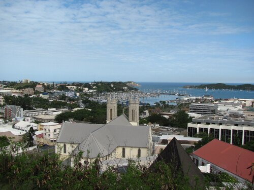 Nouméa New Caledonia (NC)