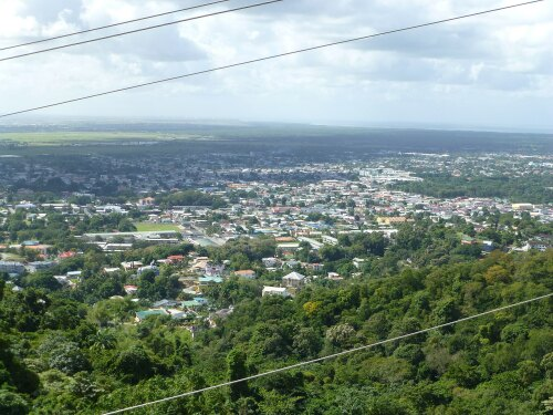Saint Augustine Trinidad and Tobago (TT)