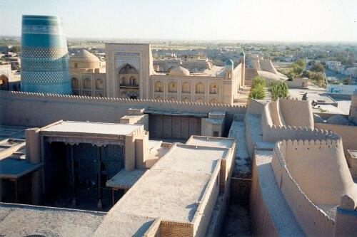 Khiwa Uzbekistan (UZ)