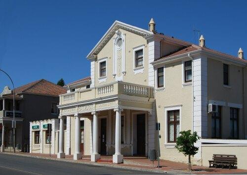 Caledon South Africa (ZA)