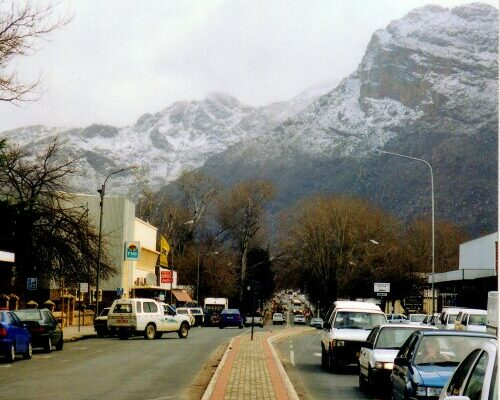Ceres South Africa (ZA)