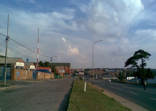 Roodepoort South Africa (ZA)