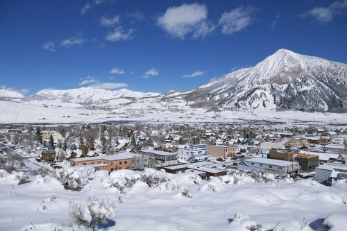 Crested Butte United States (US)