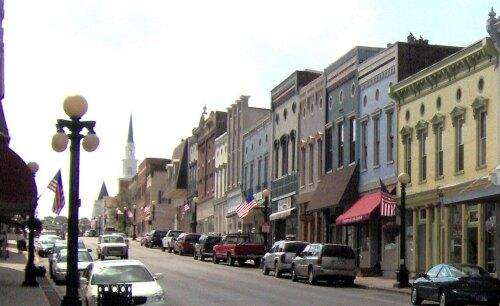 Harrodsburg United States (US)