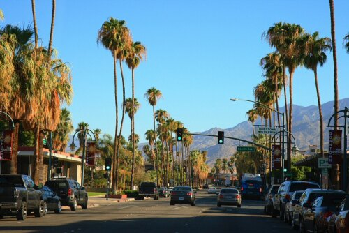 Palm Springs United States (US)