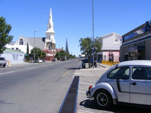 Beaufort West South Africa (ZA)