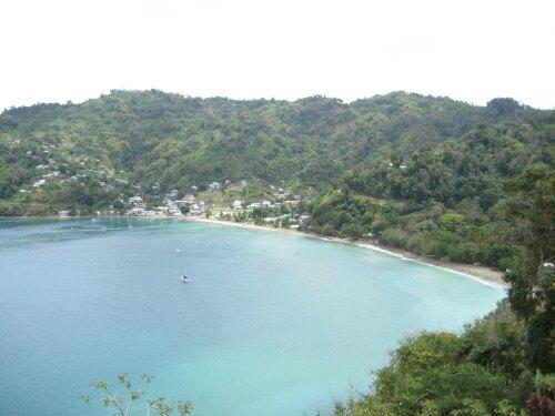 Charlotteville Trinidad and Tobago (TT)