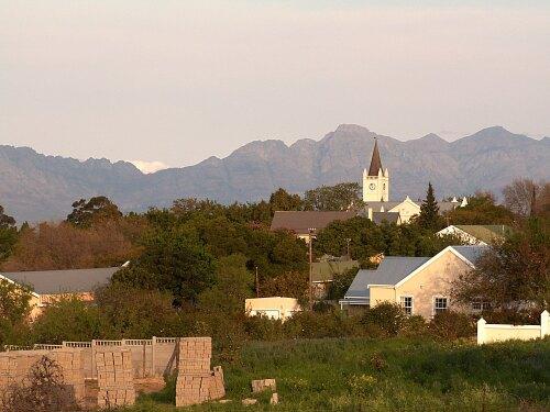 Riebeek West South Africa (ZA)