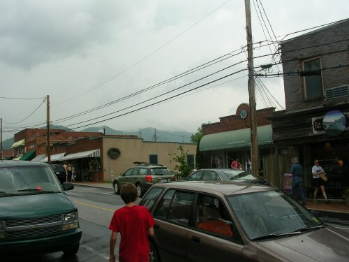 Black Mountain United States (US)