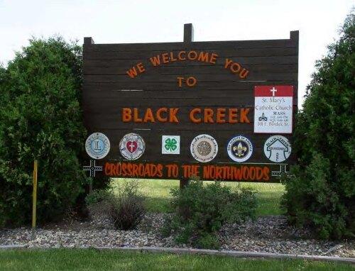 Black Creek United States (US)