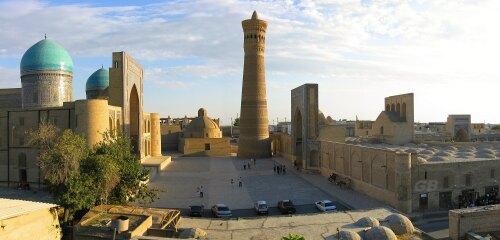 Bukhara Uzbekistan (UZ)