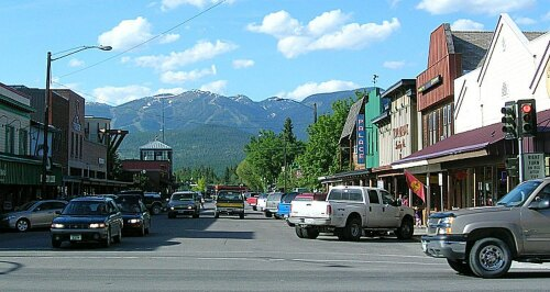 Whitefish United States (US)