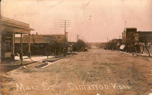 Cimarron United States (US)
