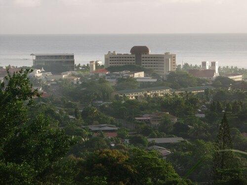 Apia Samoa (WS)