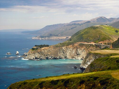 Big Sur United States (US)