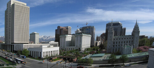 Salt Lake City United States (US)