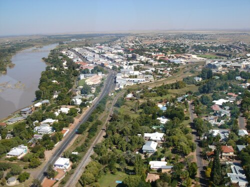 Upington South Africa (ZA)