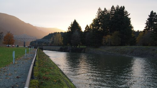 Cascade Locks United States (US)