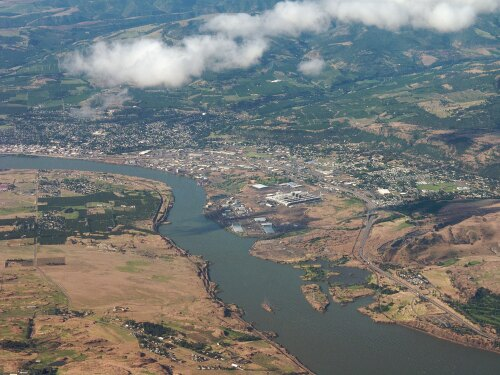 The Dalles United States (US)