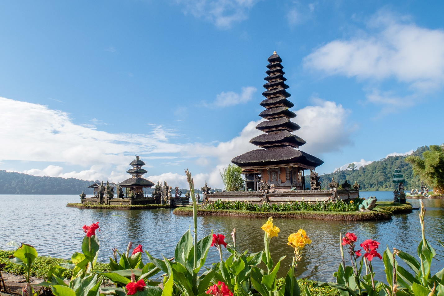 good place to go on holidays - bali indonesia