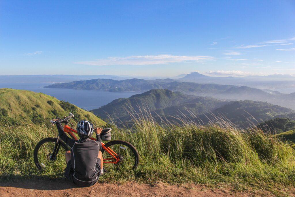 How to make a good mountain bike holiday