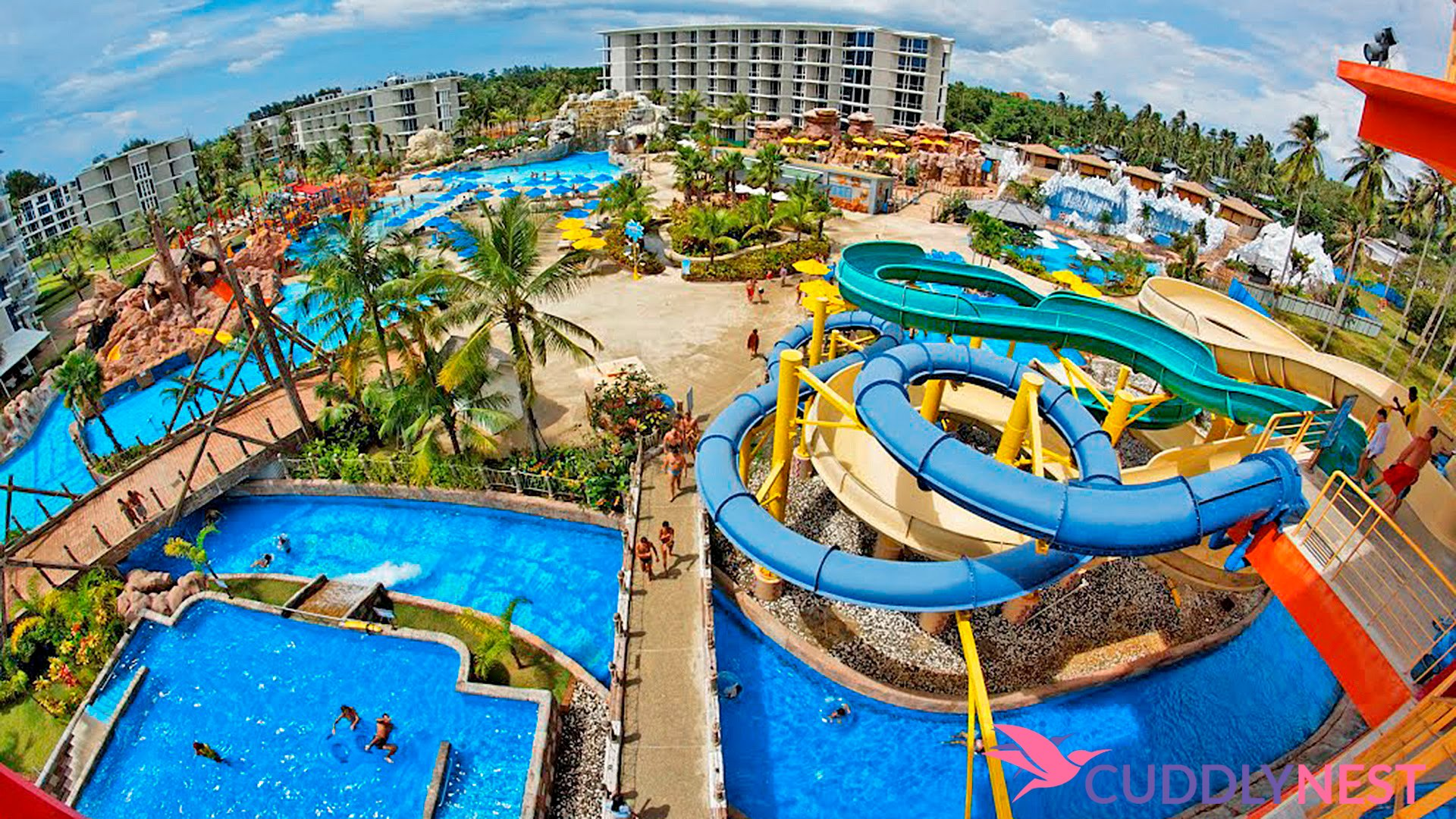 trip to water park water parks travel planner app