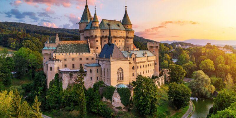 trip to castle|castles travel planner app