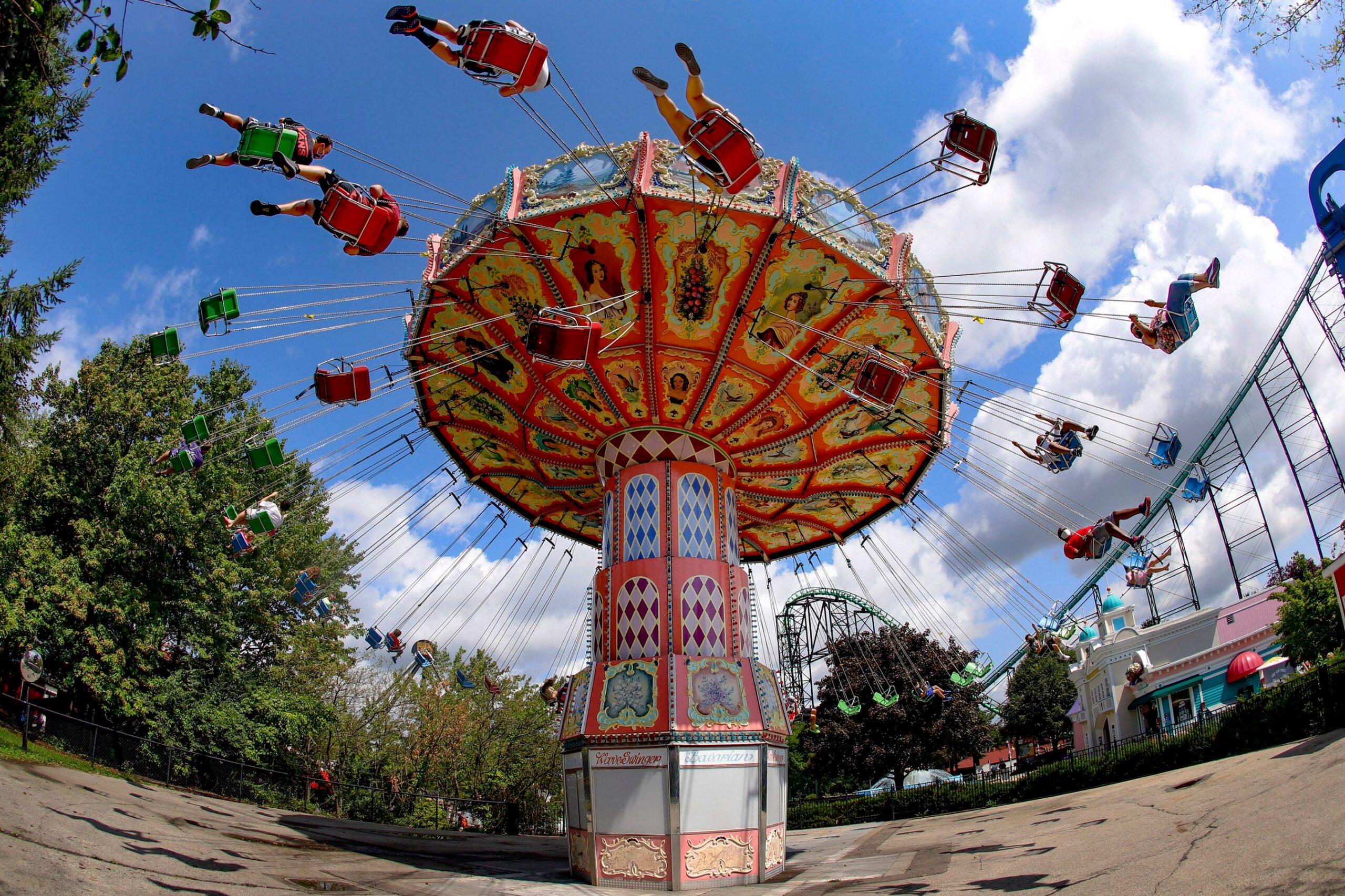 trip to theme park theme parks travel planner app