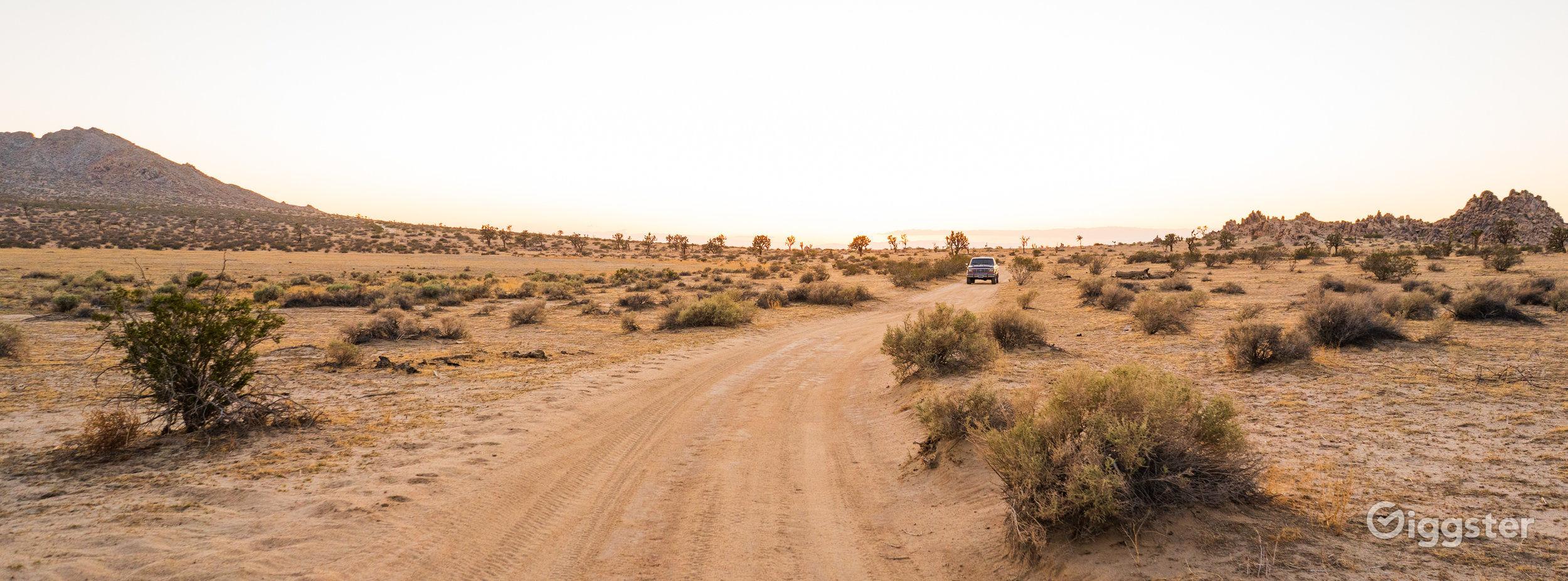 trip to desert land travel planner app
